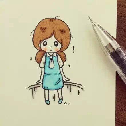 创意,可爱,另类图片:手绘可爱!