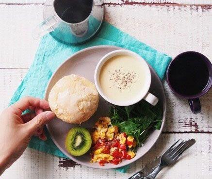 美食,另类图片:美味的早餐!-可爱图片-七七空间