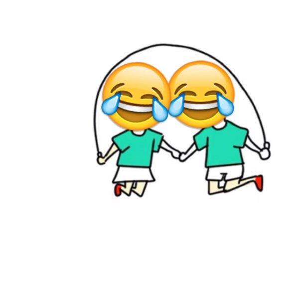搞笑,可爱,创意,另类图片:被玩坏的emoji