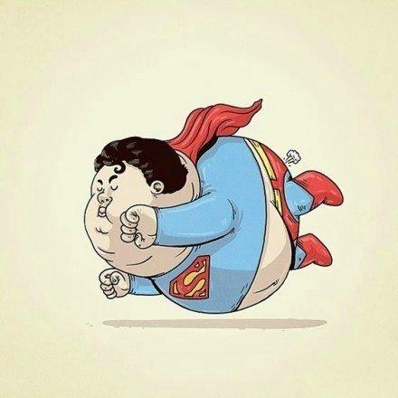 可爱,搞笑,另类图片:愿全天下的瘦子们在新的一年里胖胖胖!