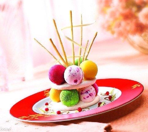 巧克力,创意,冰淇淋,另类图片:多娘:哈根达斯.-可爱