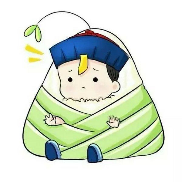 可爱,另类图片:粽子节happy!(僵尸宝宝 小粽子
