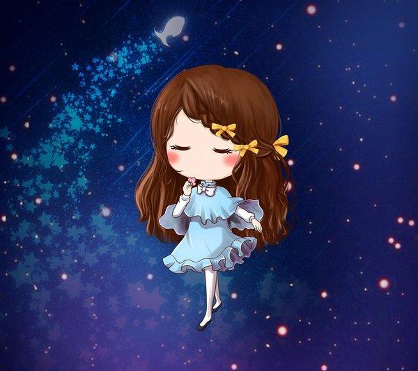 sd娃娃,可爱,萝莉,另类图片:花仙子