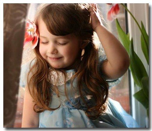 可爱,另类图片:南妹妹@外国可爱小萌娃