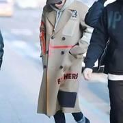 街拍,型男,重口味,另类图片:GD的冬天原来GD喜欢这样穿衣服!?