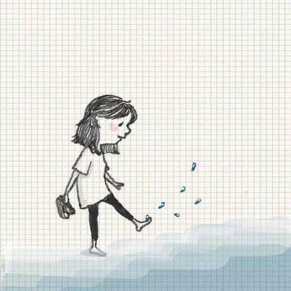单图,可爱,萌妹子,另类图片:插画集