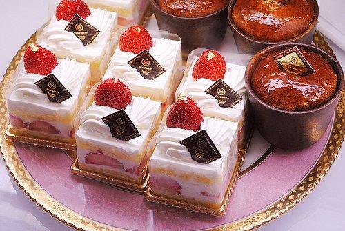 巧克力,另类图片:献给灰灰15岁的蛋糕-可爱图片-七七