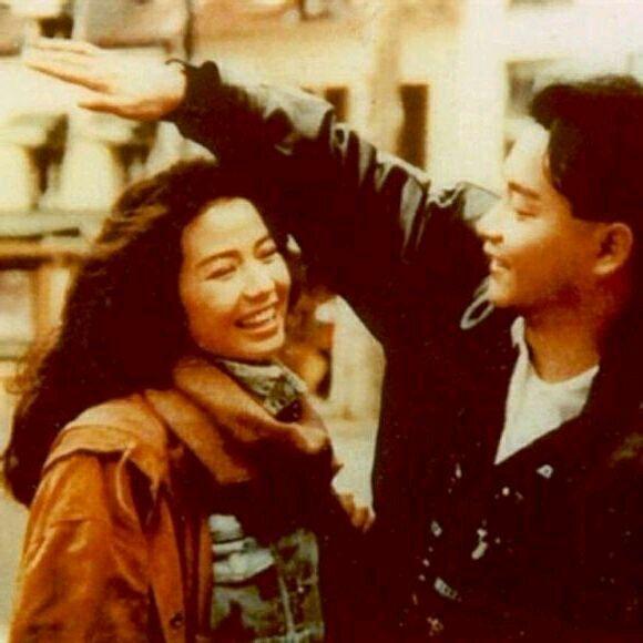 最有爱,另类图片:张国荣情侣头像
